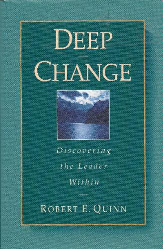 "Cover of ""Deep Change"""