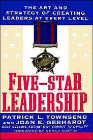 "Cover of ""Five-Star Leadership"""