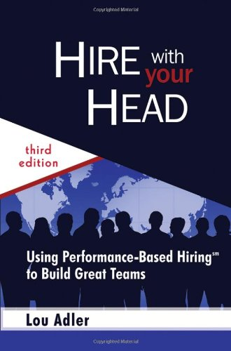 Cover of Hire with Your Head