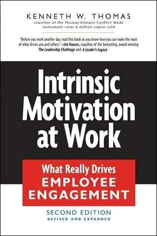 Cover of Intrinsic Motivation at Work