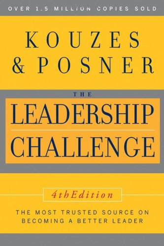 "Cover of ""The Leadership Challenge"""