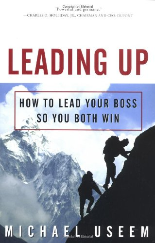 "Cover of ""Leading Up"""