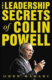 "Cover of ""The Leadership Secrets of Colin Powell"""
