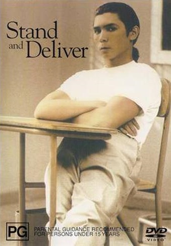 stand and deliver on leadership The stand and deliver message, that the touch of a master could bring unmotivated students from arithmetic to calculus in a single year, was preached in schools throughout the nation while the.