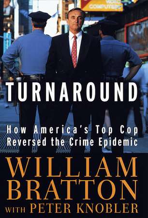 Cover of Turnaround by William Bratton